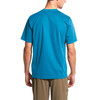Maier Sports Walter T-Shirt Men Methyl Blue